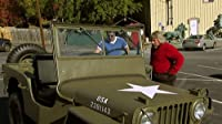 Ouija Board/Richard Petty Jeep