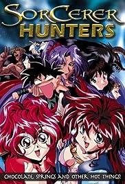 Bakuretsu hunters Poster - TV Show Forum, Cast, Reviews