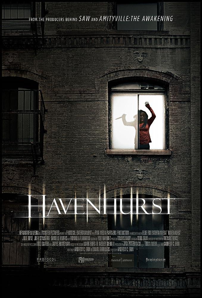 Havenhurst 2016 HDRip 300MB