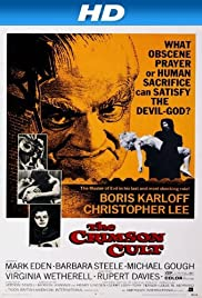 The Crimson Cult Poster