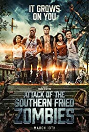 Attack of the Southern Fried Zombies(2018)