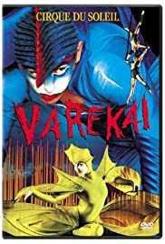 Cirque du Soleil: Varekai (2003) Poster - TV Show Forum, Cast, Reviews