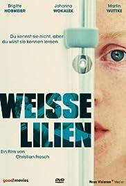 Weisse Lilien Poster