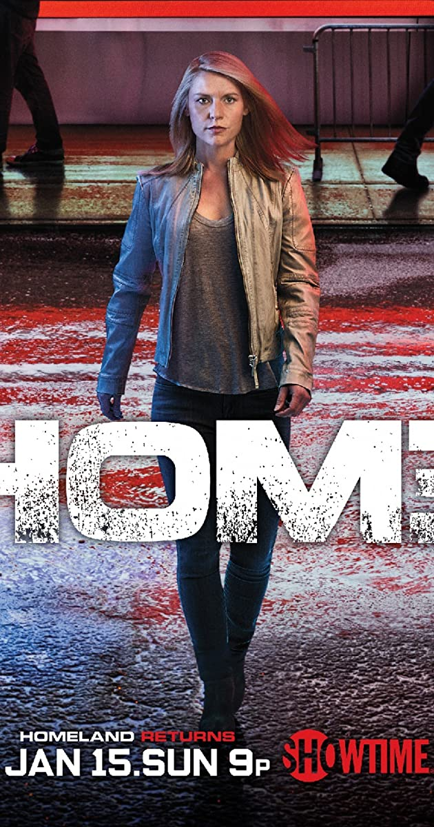 Homeland (TV Series 2011– ) 720p