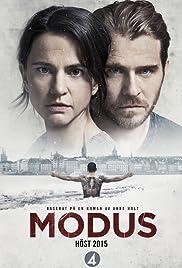Modus Poster - TV Show Forum, Cast, Reviews