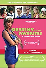 El destino no tiene favoritos (2003) Poster - Movie Forum, Cast, Reviews