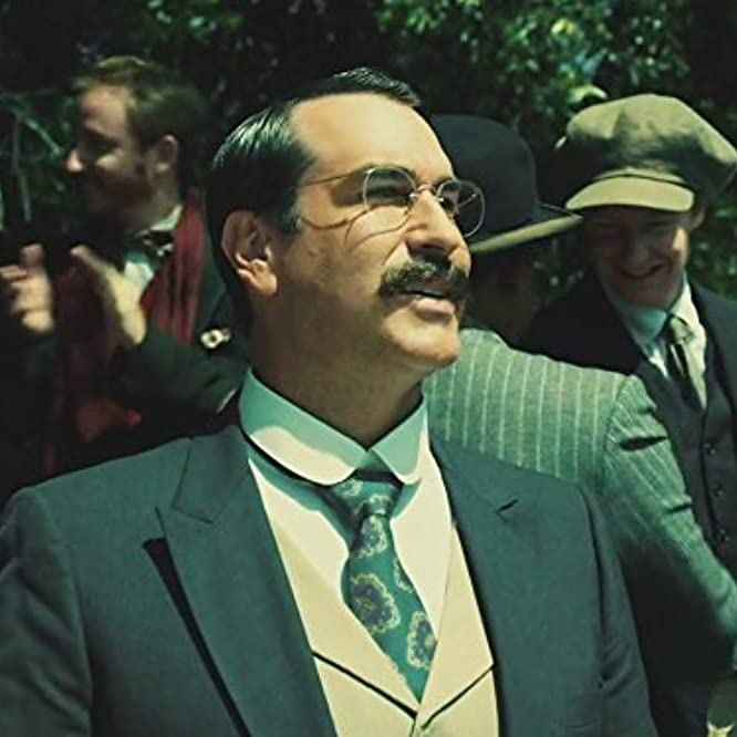 Rob Riggle in Drunk History (2013)