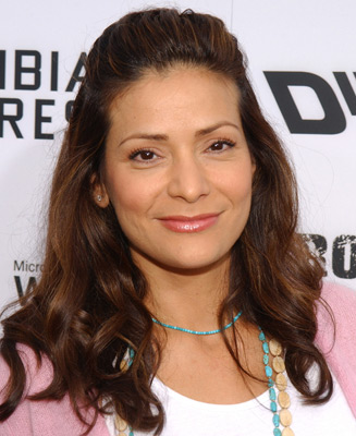 Constance Marie at The Adventures of Sharkboy and Lavagirl 3-D (2005)