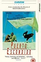 Puerto Escondido (1992) Poster