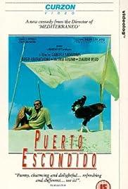 Puerto Escondido(1992) Poster - Movie Forum, Cast, Reviews