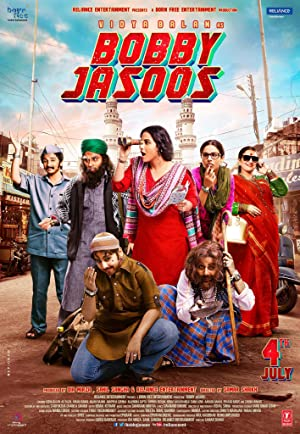 Bobby Jasoos (2014) Download on Vidmate