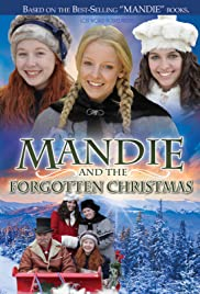 Mandie and the Forgotten Christmas Poster