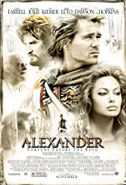 Alexander (2004) UNRATED 720p BLuRay Dual Audio [Eng DD 5.1-Hindi] 1.6GB MKV