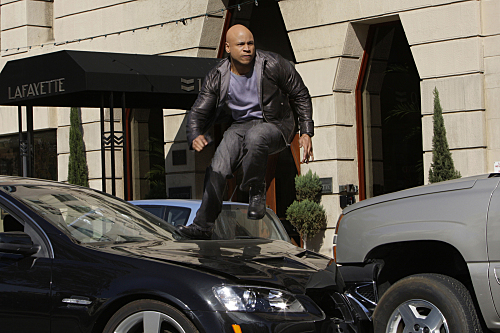 LL Cool J in NCIS: Los Angeles (2009)