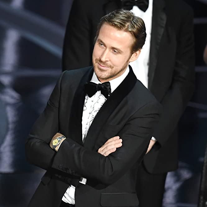 Ryan Gosling at an event for The 89th Annual Academy Awards (2017)