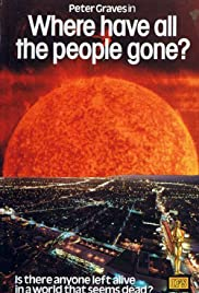 Where Have All the People Gone (1974) Poster - Movie Forum, Cast, Reviews