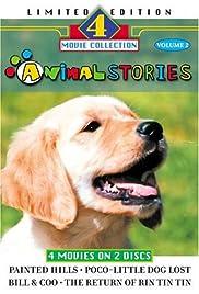 Poco... Little Dog Lost Poster