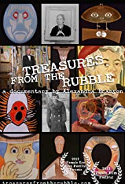 Treasures from the Rubble Poster
