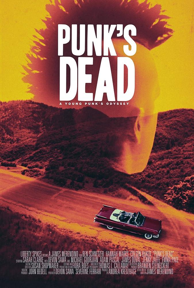 Punk's Dead: SLC Punk 2 (2016)  MV5BMTA1NzU2NTc4OTReQTJeQWpwZ15BbWU4MDI1MjU2OTMx._V1_SY1000_CR0,0,675,1000_AL_