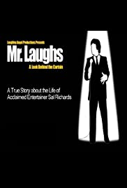Mr. Laughs: A Look Behind the Curtain Poster