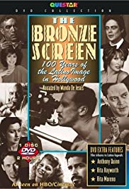 The Bronze Screen: 100 Years of the Latino Image in American Cinema Poster