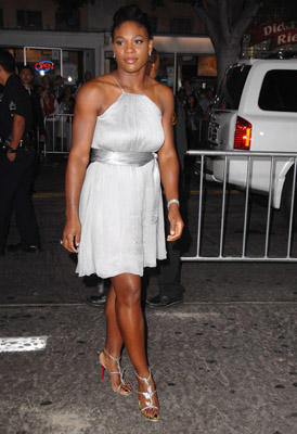 Serena Williams at The Kingdom (2007)