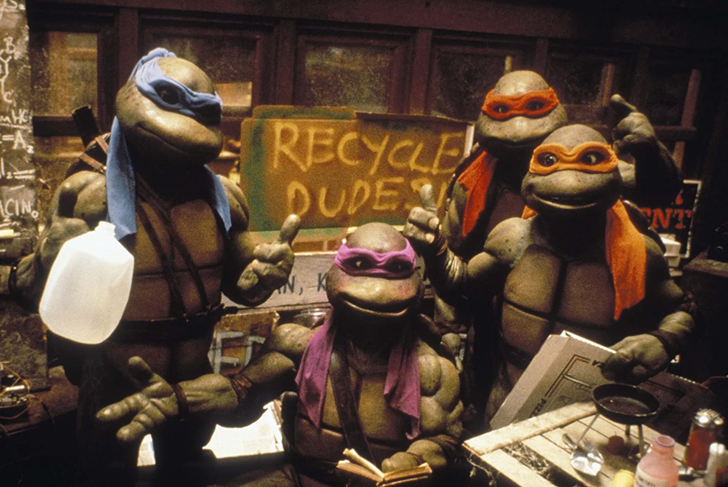 Retro review teenage mutant ninja turtles ii secret of the ooze - Retro Review Teenage Mutant Ninja Turtles Ii Secret Of The Ooze 0