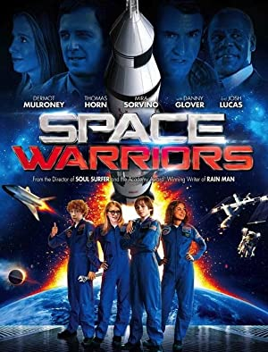 Space Warriors poster