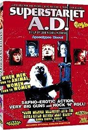 Superstarlet A.D. Poster