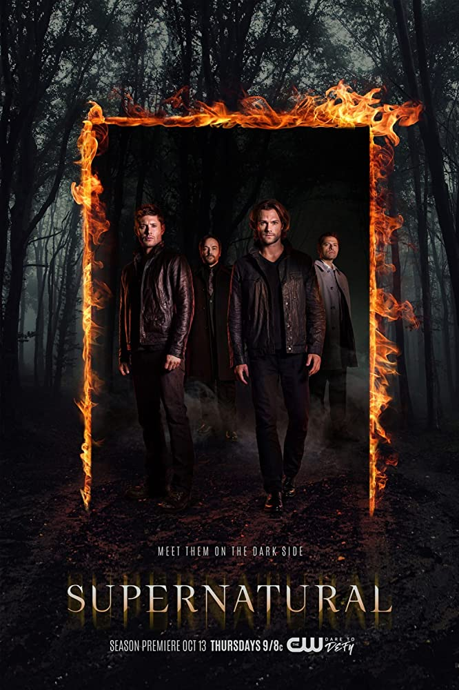 Supernatural [12 season - series 20 - 22] (2016)