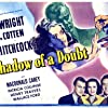 Joseph Cotten, Macdonald Carey, and Teresa Wright in Shadow of a Doubt (1943)