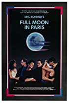 Image of Full Moon in Paris