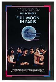 Les nuits de la pleine lune Poster