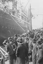 Image of Cunard Vessel at Liverpool