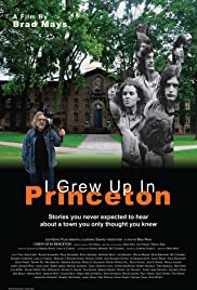 I Grew Up in Princeton Poster