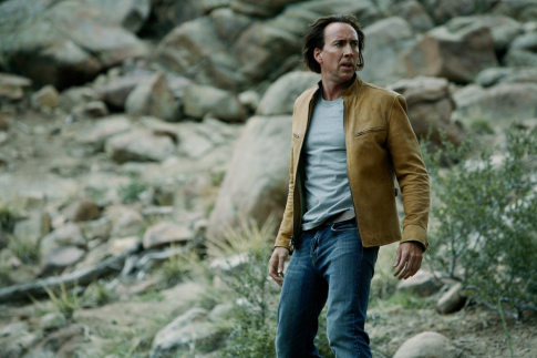Nicolas Cage in Next (2007)