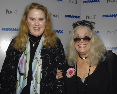 Sylvia Miles and Celia Weston at an event for Becoming Jane (2007)