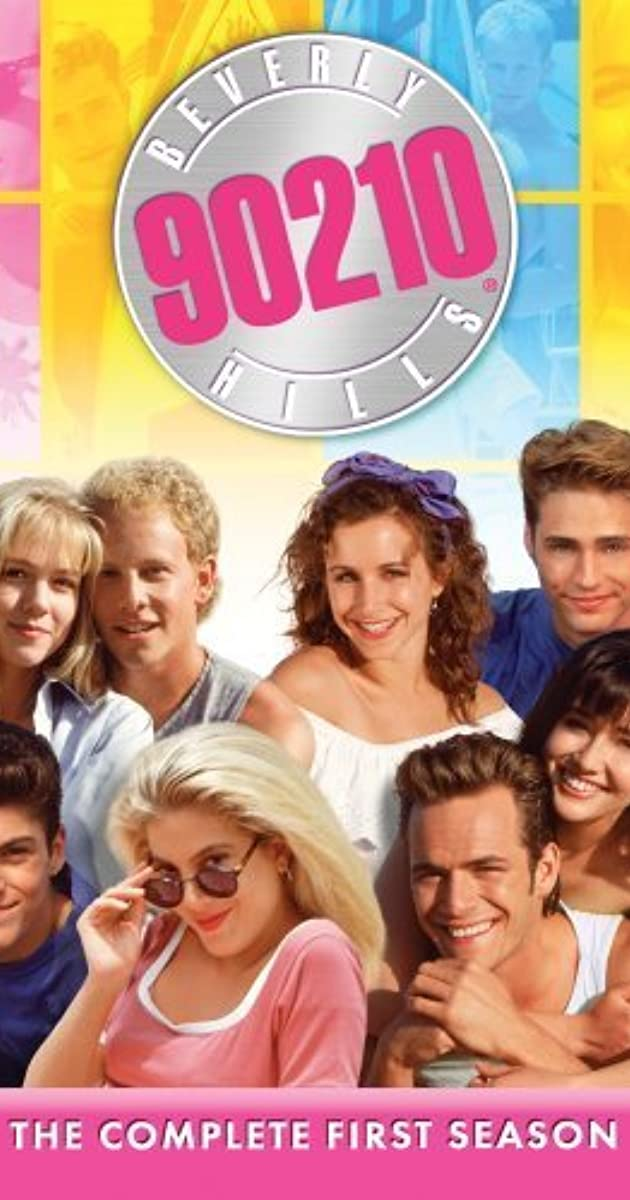 beverly hills 90210 tv series 1990�2000 imdb
