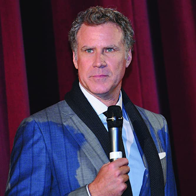 Will Ferrell at an event for Daddy's Home (2015)