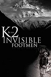 K2 and the Invisible Footmen poster