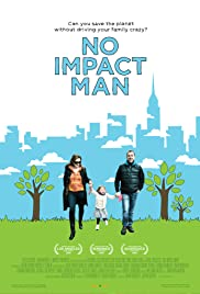 No Impact Man: The Documentary Poster