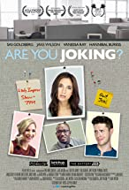 Primary image for Are You Joking?
