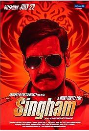 Watch Movie Singham (2011)