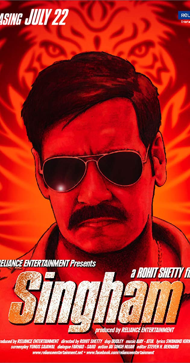 Singham (2011) - IMDb