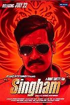 Singham (2011) Poster