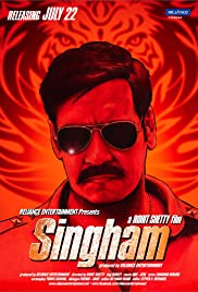 Singham (2011) Poster - Movie Forum, Cast, Reviews