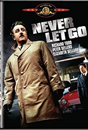 Never Let Go (1960) Poster - Movie Forum, Cast, Reviews