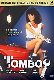 Tomboy (1985) Poster - Movie Forum, Cast, Reviews