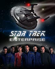 Star Trek: Enterprise - Season 1 poster