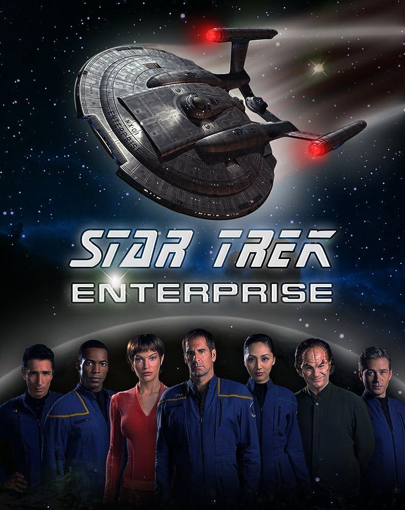 星际旅行:进取号第一至四季/全集Enterprise迅雷下载